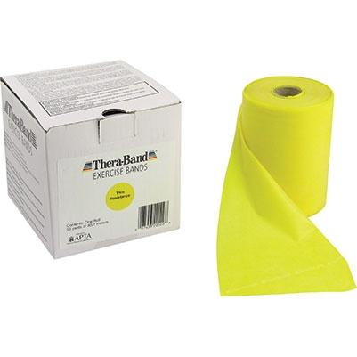 Thera-Band 50-yd. roll, Yellow, light