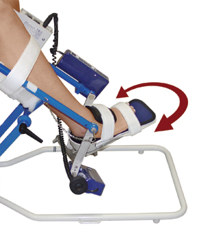 OptiFlex ankle CPM
