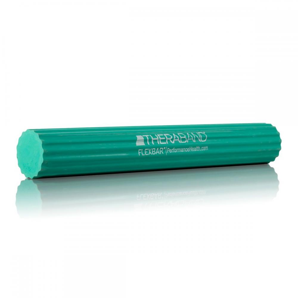 TheraBand FlexBar - Green - Medium