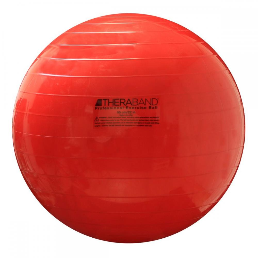TheraBand Standard Exercise Balls 21 in. Red