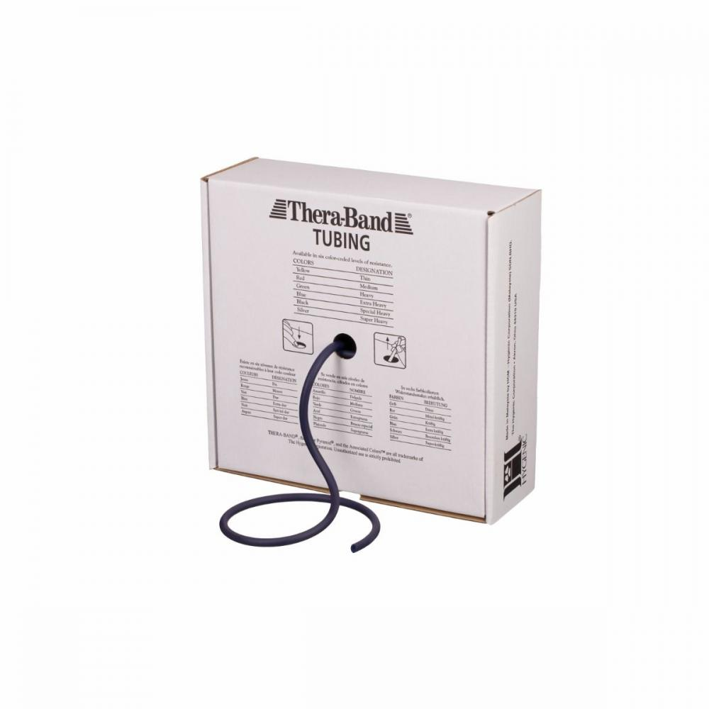 TheraBand Professional Resistance Tubing - Extra-Heavy - Blue - 100ft