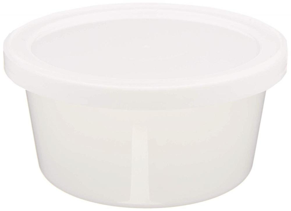 Putty Containers - 3oz with Lids, Quantity of 10