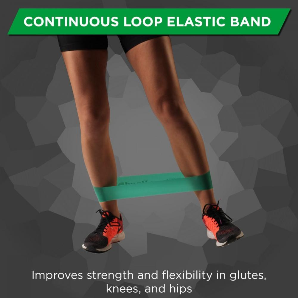 TheraBand 12 in. Band Loop - Green