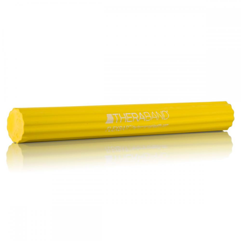 TheraBand FlexBar - Yellow - Extra Light