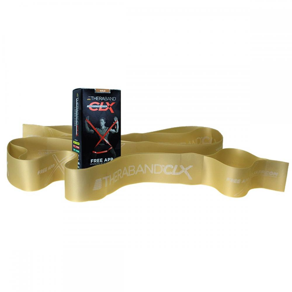 TheraBand CLX Individual - 5' Gold