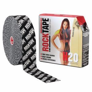 RockTape H2O, Black Logo, 2 in. x 16.4 ft. (5cmx5m)