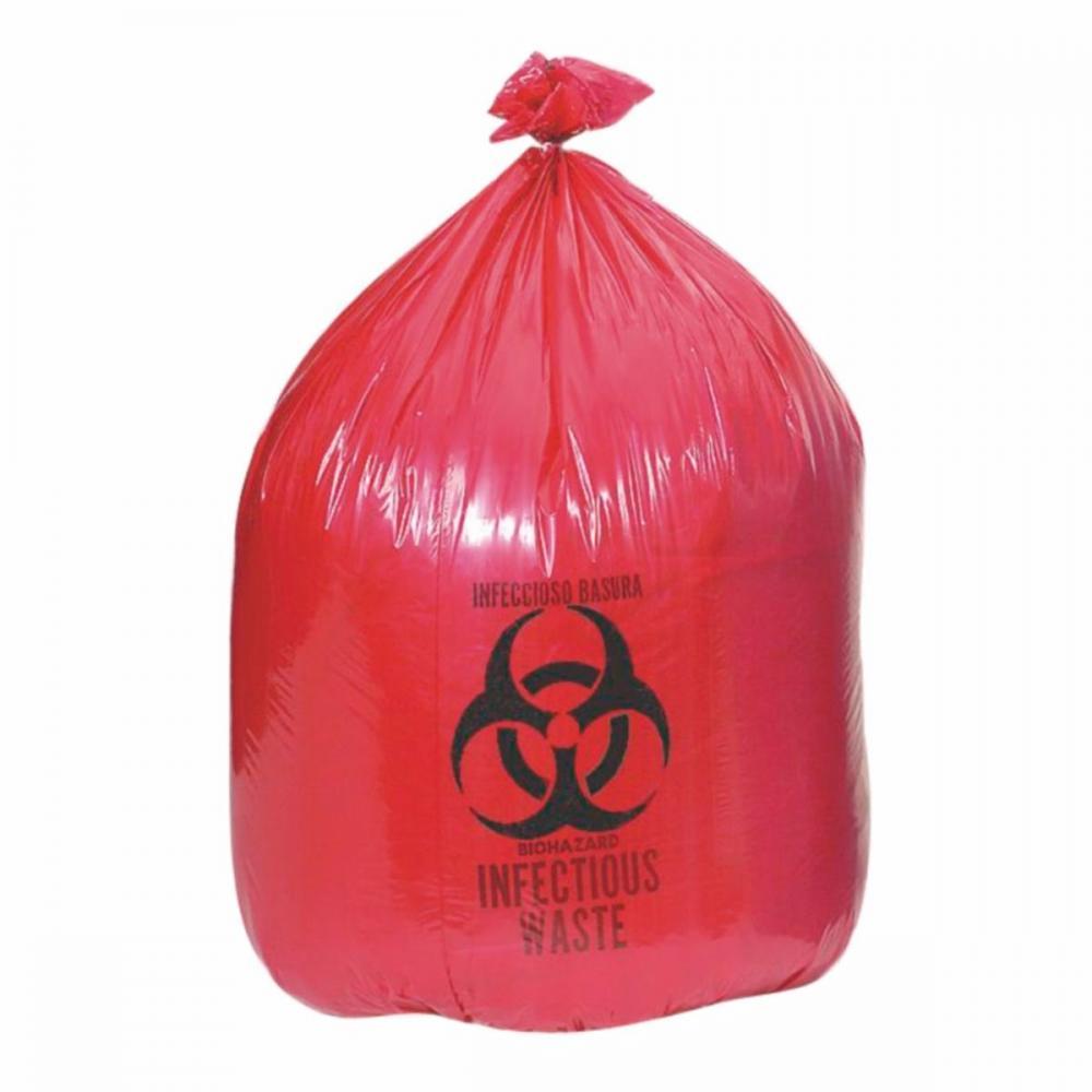 Biohazard Bags - 7-10 gallon