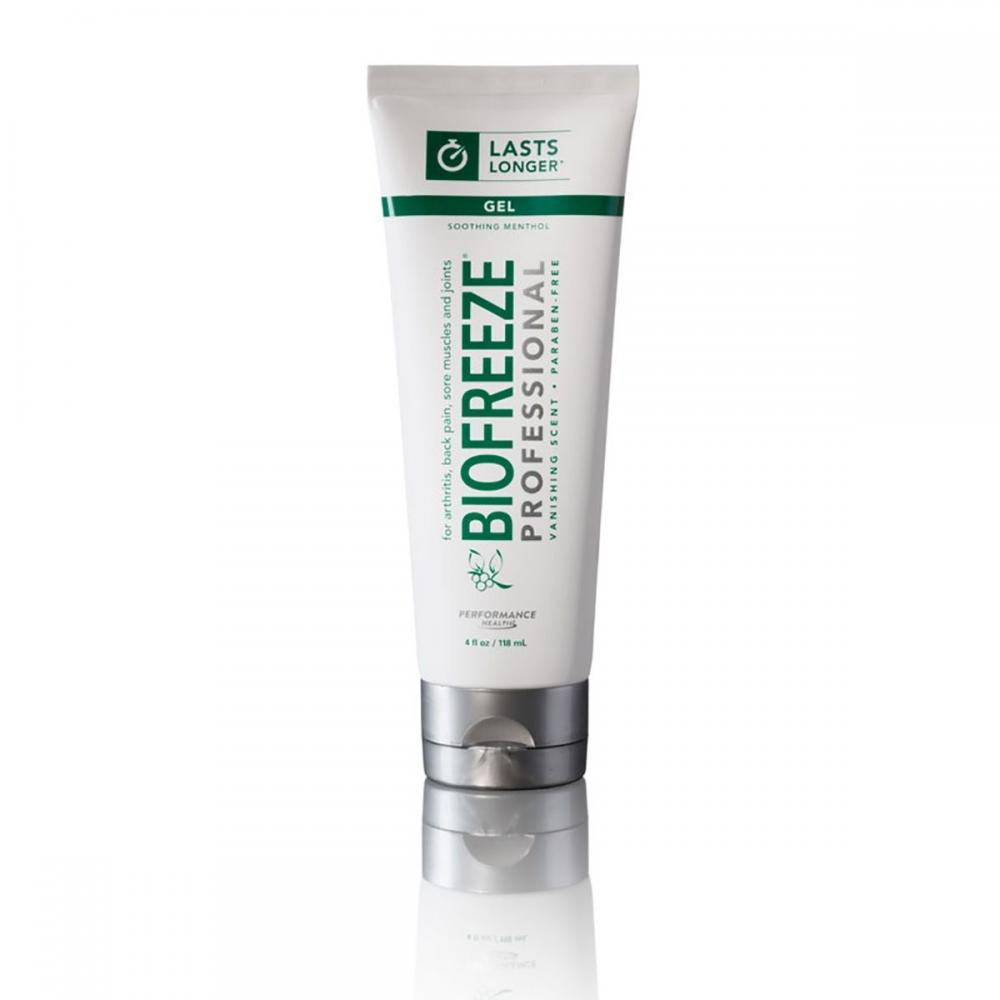 Biofreeze Professional - 4 oz Gel - Green