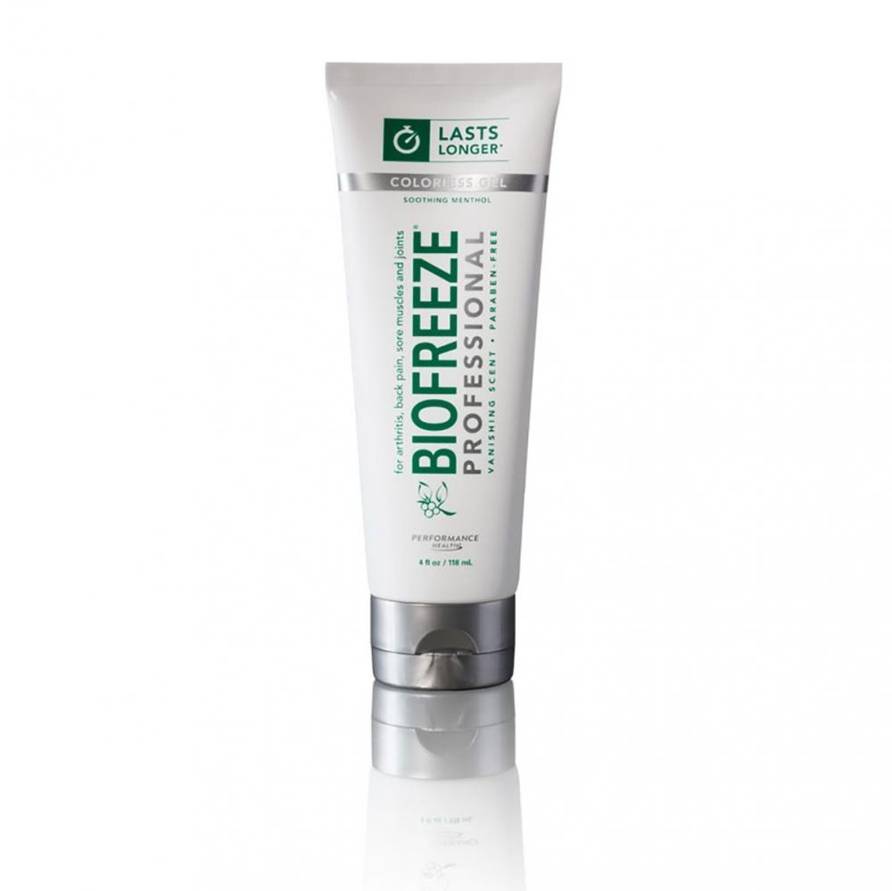 Biofreeze Professional - 4 oz. Gel - Colorless