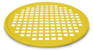 Cando Hand Exercise Web - No Latex - 14 inch Diameter - Yellow -