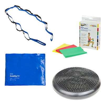 Ankle Sprain Beginner Kit +Free Shipping