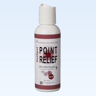 Point Relief HotSpot gel, 4 ounce
