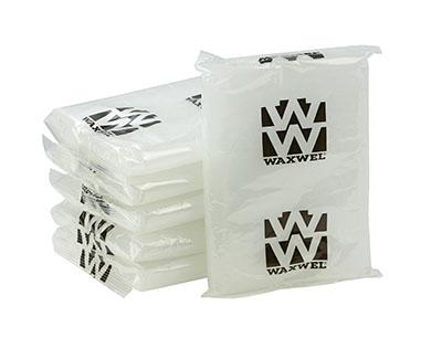 WaxWel Paraffin - 6 x 1-lb Blocks - Fragrance-Free