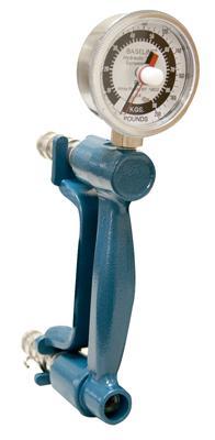 Baseline Hand Dynamometer - Standard 200 lb Capacity - Reverse Gauge Exercise/Feedback Model