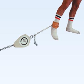 Baseline cable tensiometer set, child, 165lb.
