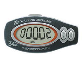 Distance pedometer