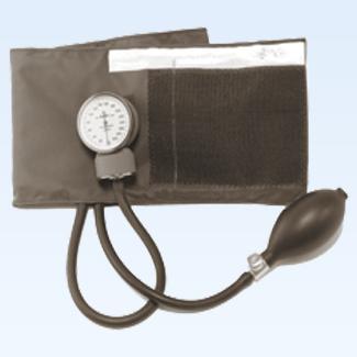 Baseline pocket aneroidsphygmomanometer w/case, adult