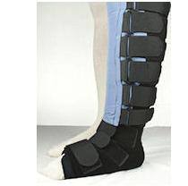 MedaFit - BK with CompreBoot PLUS, Tall Length