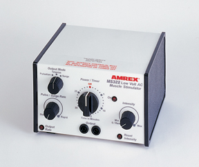 MS322A low volt AC stimulator