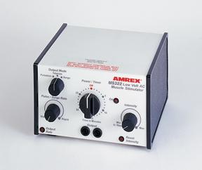 MS322A low volt AC stimulator