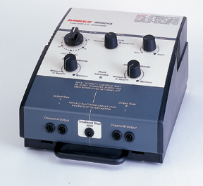 MS324A dual channel low volt AC stimulator