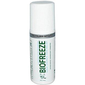 BioFreeze 3 oz roll-on COLORLESS