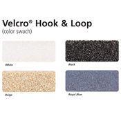 """Velcro Loop, 1"""" x 25 yd Black"""