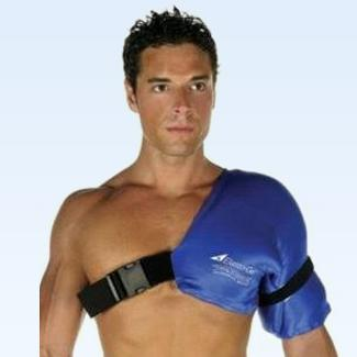 Elasto-Gel Shoulder Sleeve, small/medium