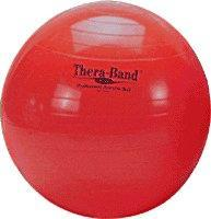Thera-band exercise ball, red, 55 cm / 22""