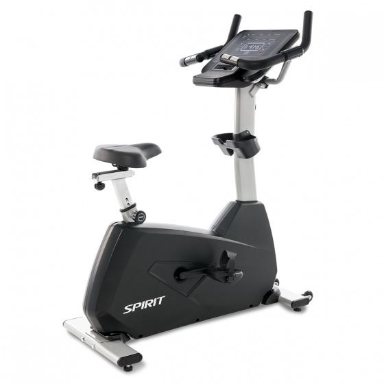 CU800 Upright Bike Spirit Fitness