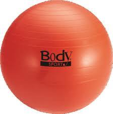 Body Sport 75 cm anti-burst fitness ball