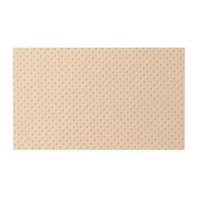 Orfit Classic, soft, 18 inches x 24 inches x 1/16 inch, micro perforated 13 percent, case of 4