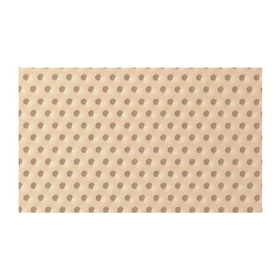 Orfit Classic, soft, 18 inches x 24 inches x 1/8 inch, maxi perforated 25 percent