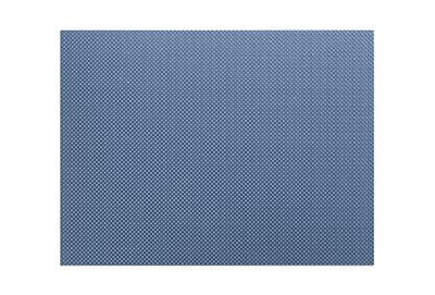Orfit Colors NS, 18 inches x 24 inches x 1/12 inch, micro perforated 13 percent, atomic blue, metallic