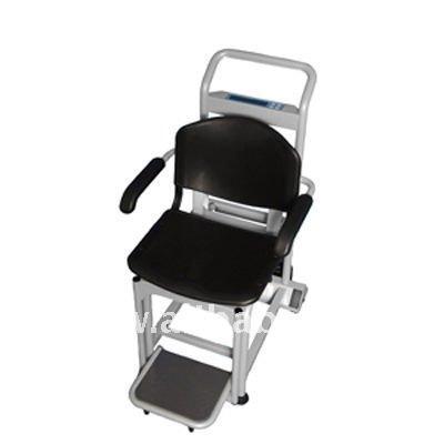 Digital chair scale - lb/kg