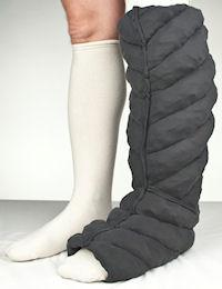 ChipSleeve - BK with Foot & OverSleeve, Regular Length