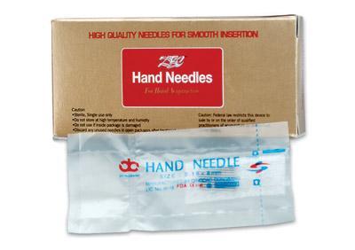 SooJi DBC Hand Needle box/100
