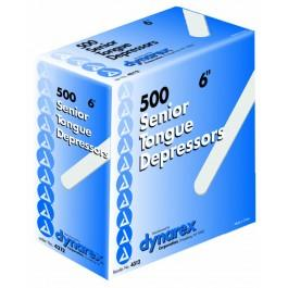 Tongue Depressors Box of 500 - Non-sterile