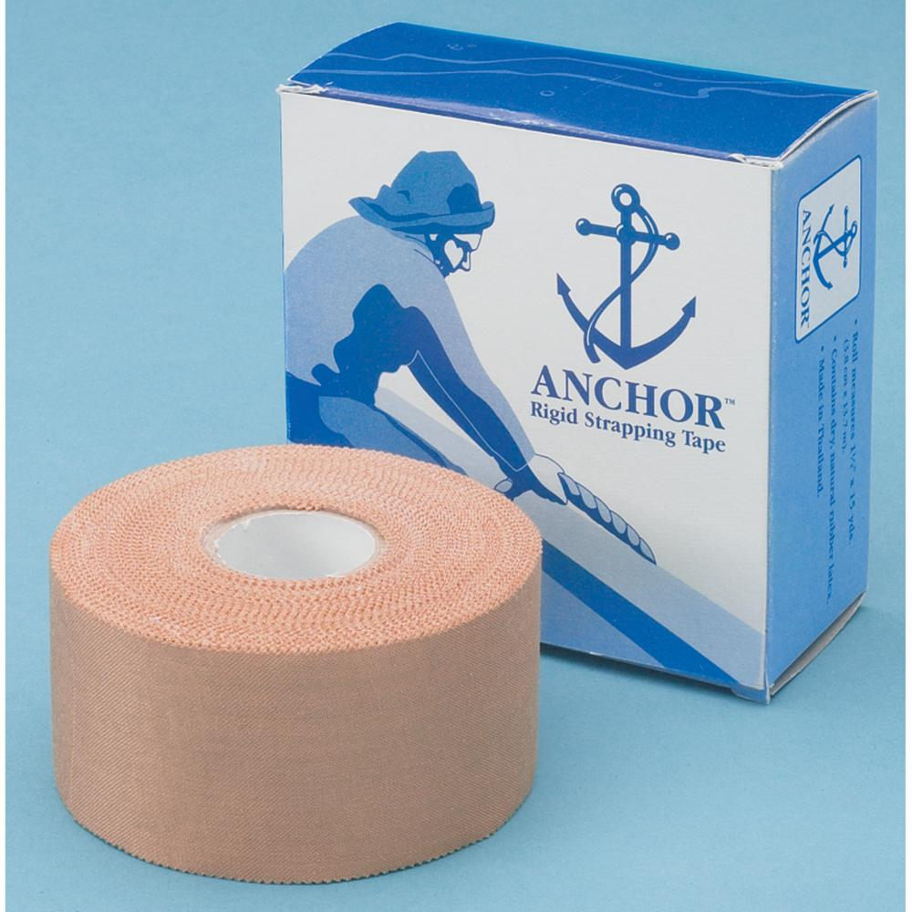 "Anchor Rigid Strapping Tape, 15 yd. (14m) Rolls, 1-1/2"" (3.8cm)"
