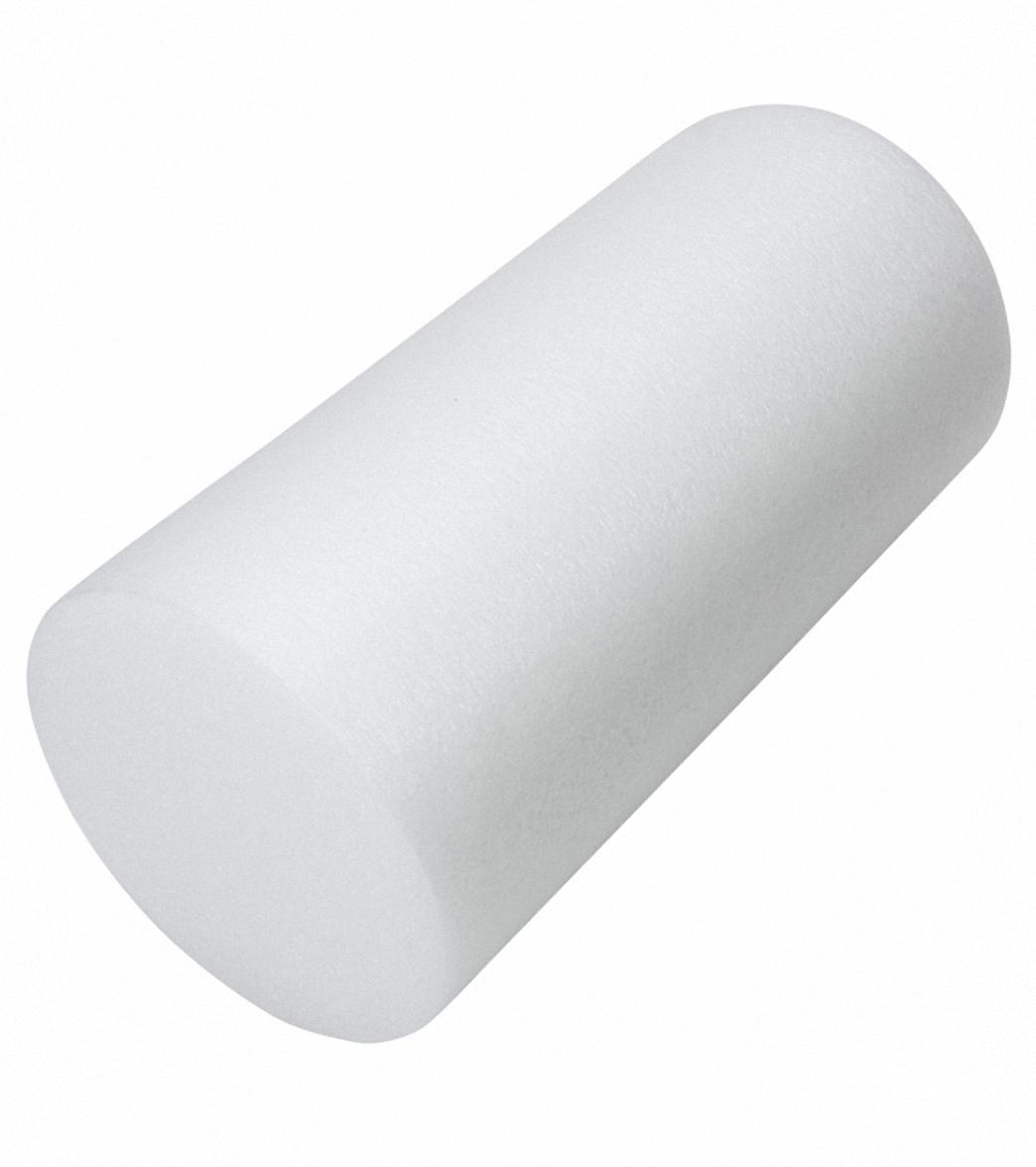 "Body Sport Full Foam Roller, 6"" X 12"", Latex Free"
