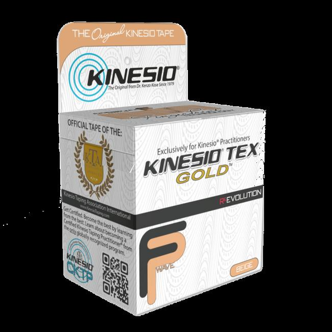 Kinesio® Gold FP™ - Single Rolls Beige