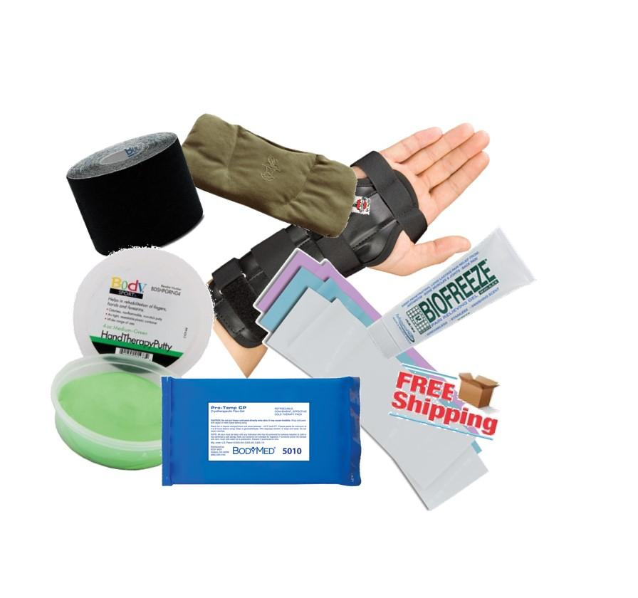 Wrist Fracture Package