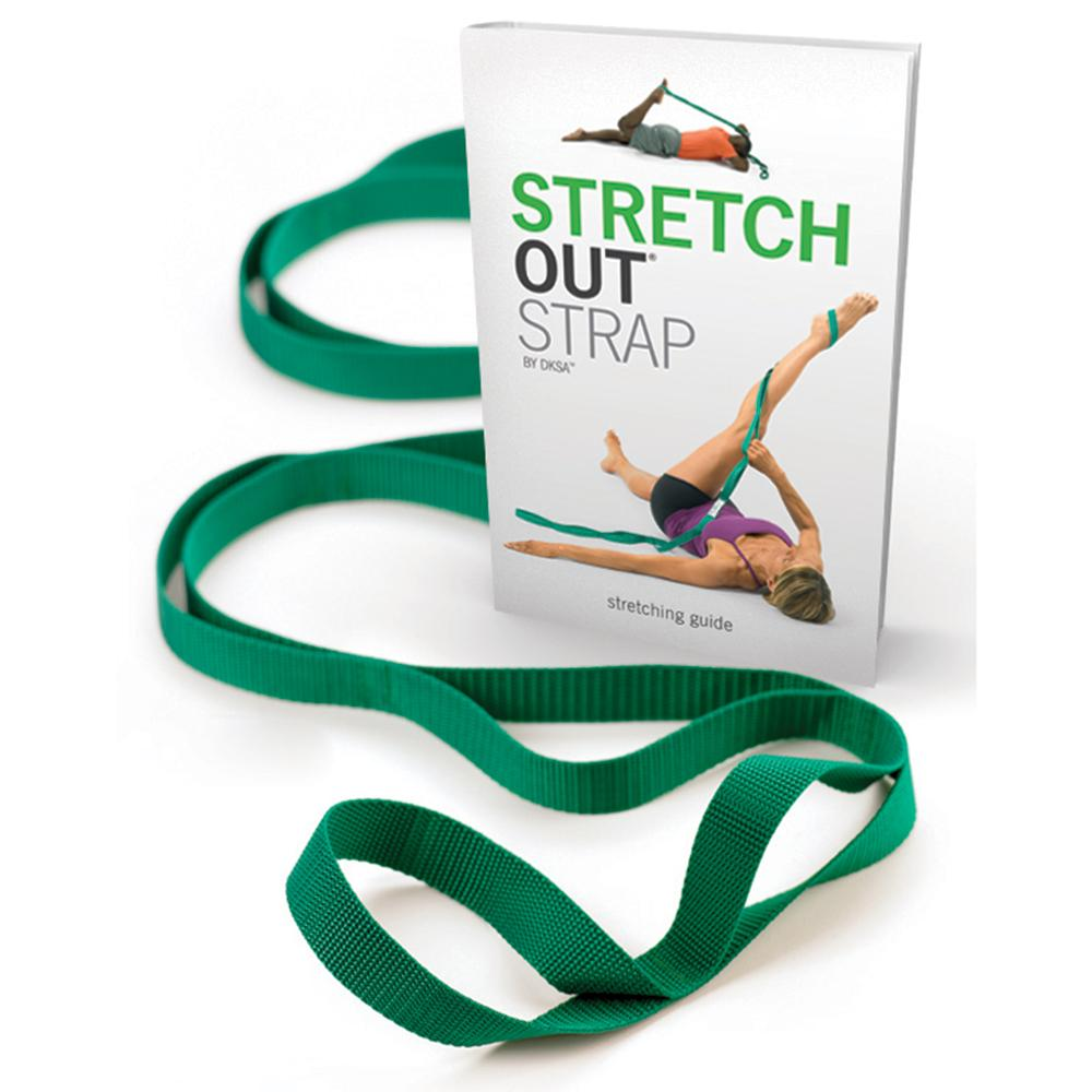 OPTP Stretch Out Strap w/ Booklet