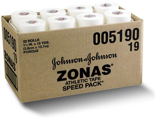 Johnson & Johnson Zonas Athletic Tape