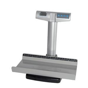 Pediatric digital scale w/ tray - lb/kg