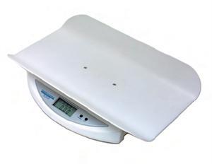Pediatric digital scale - lb/kg
