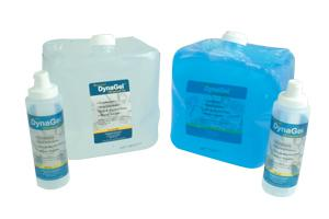 DynaGel Ultrasound Gel, 5 Liters, Blue
