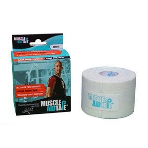 MuscleAidTape™ Single Rolls (White)