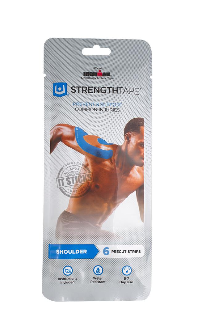 StrengthTape Kinesiology Tape Kit - Shoulder