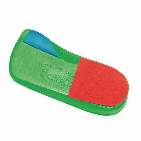 Vasyli Heel Lift Small 2 1/4 in. W, 4MM, 10/PK
